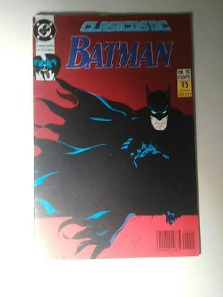 Batman números sueltos (Zinco)