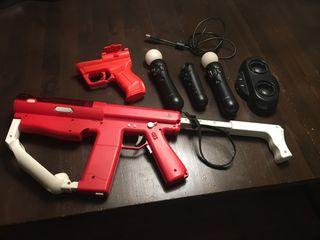Pistolas Ps3