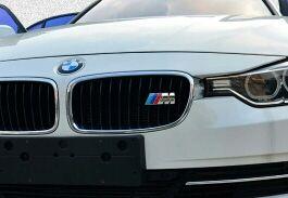 EMBLEMA BMW PACK M PARRILLA