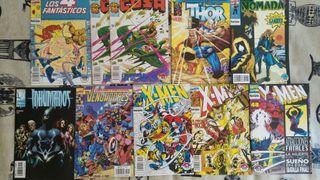 Marvel x-men, vengadores, inhumanos, thor
