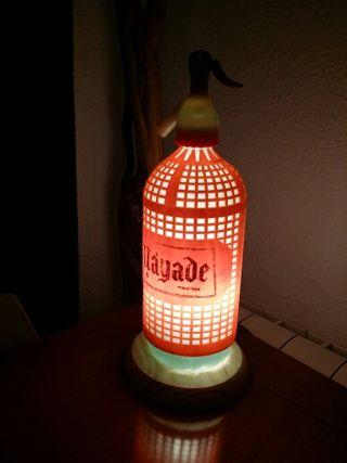 lámpara sifon