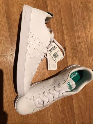 Adidas Advantage 45 Originales y Nuevas!
