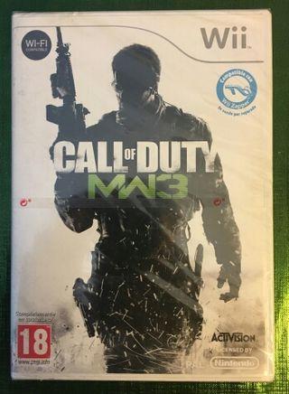 Call Of Duty: Modern Warfare 3 PRECINTADO WII !!!