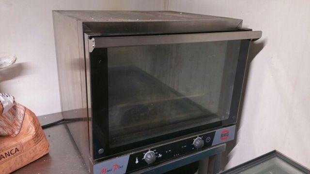 horno de pan RMG