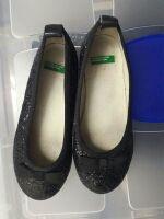 SEMI NUEVOS zapatos niña Negros