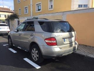 Mercedes-Benz Clase ML 320 CDI 2007