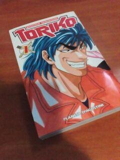 Toriko 1 - Manga/Comic