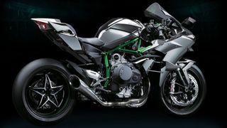Llanta Trasera Kawasaki H2R