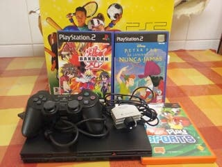 Videojuego PS2