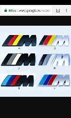 EMBLEMA BMW PACK M