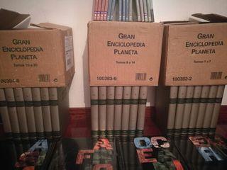 Gran enciclopedia planeta.