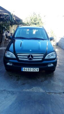 Mercedes-benz Clase ML 2005