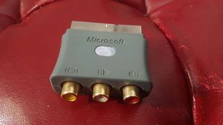 euroconector xbox360 microsoft
