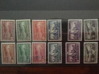 Sellos 1931. III Congreso de la Unión Postal Panamericana