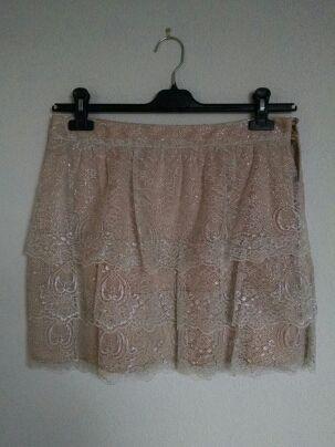 Falda massimo dutti