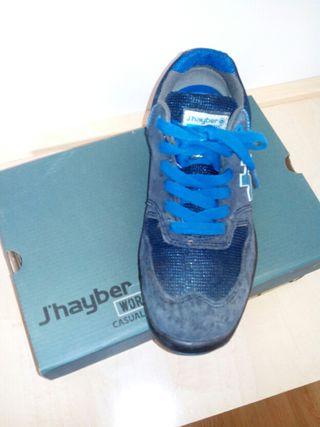 zapato de seguridad JHayver