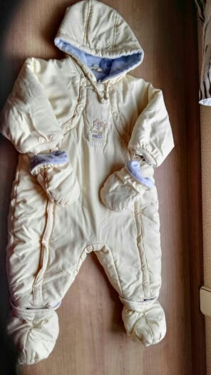 Buzo bebe niña de segunda mano en Barcelona en WALLAPOP d566f66e1fb