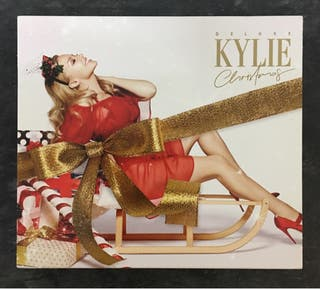 CD Kylie Minigue - Deluxe Christmas