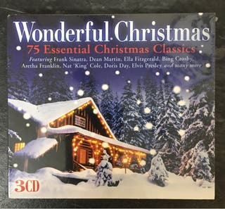 CD Wonderful Christmas