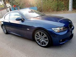 BMW Serie 320d coupe pack M