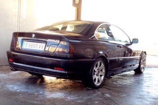 Bmw e46 328ci coupe con GLP