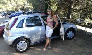 Opel Corsa 2005 automatico
