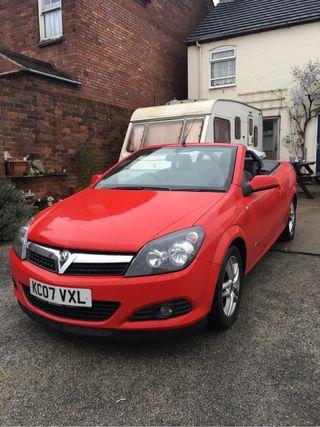 Vauxhall Astra 1.6 sport cc