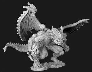 Warhammer. Miniatura.Figura.Demonio.
