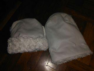 Vendo guantes para silla de bebé invierno