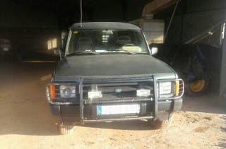 Land Rover Discovery 1992, Diesel.