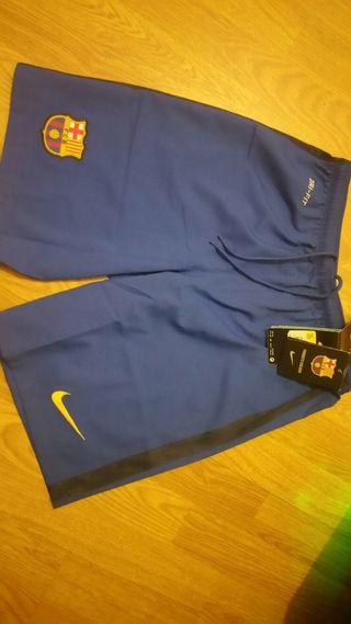 pantalon futbol club barcelona original