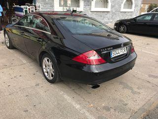 Mercedes-Benz Clase CLS elegante para bodas