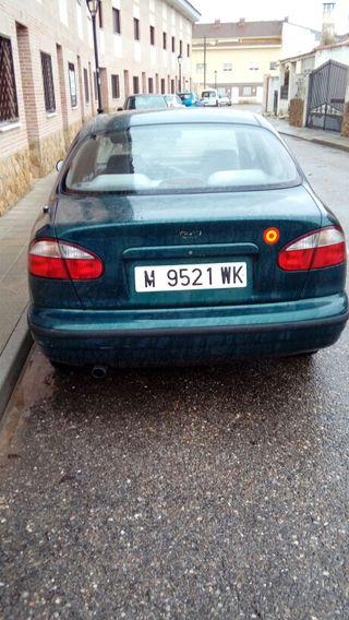 Daewoo Lanos 1.4 Gasolina del año 1998....