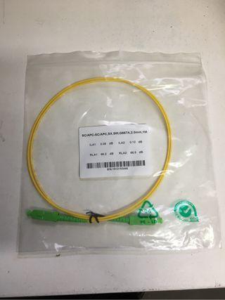Cable fibra