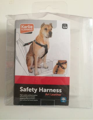 Arnés seguridad perros