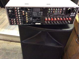 Amplificador denon Avr 1706