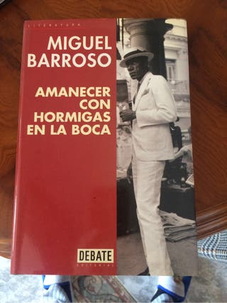 Libro Miguel Barroso