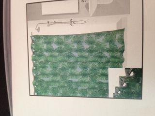 Dos cortinas de ducha NUEVAS