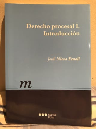 Manual Derecho Procesal I