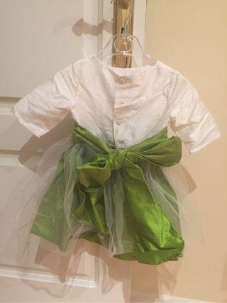 Vestido ceremonia niña