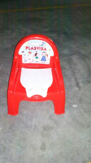 sillita wc niño o ñiña