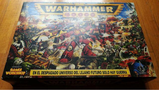 Juego De Mesa Warhammer 40 000 De Segunda Mano Por 70 En Santa