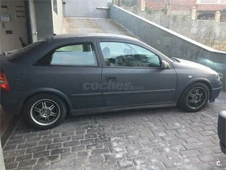 Opel Astra 1.6 16v coupe