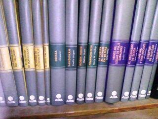 Colección Completa Narrativa y Ciencia Ficción