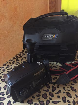 Camara de video- VHS