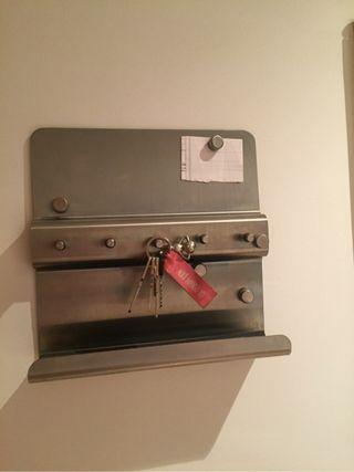 Cuelga llaves organizador