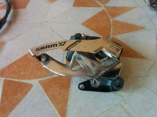 Desviador bicicleta Sram X7