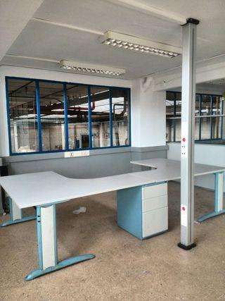 Mesas de oficina de segunda mano por 250 en zaragoza - Oficina electronica de empleo ...