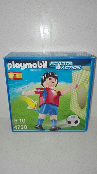 Futbolista España