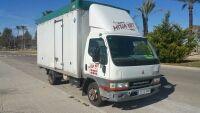 camion 3500kg mitsubishi canter